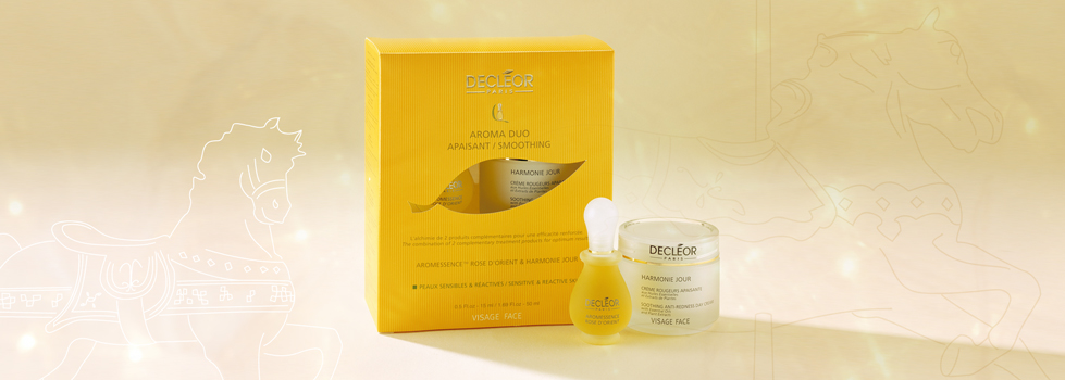 "Packaging : Decleor ""Arome Duo"""