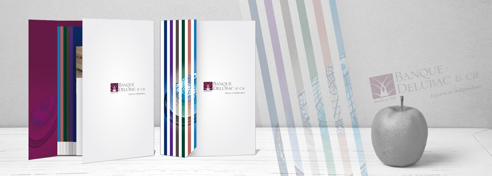 Brochure Banque Delubac (Projet)
