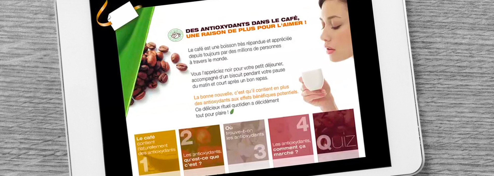 Café &Antioxydants