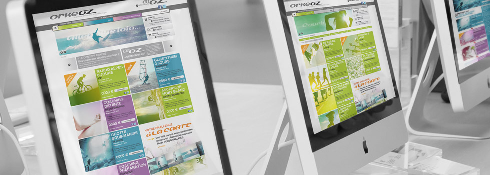 Site e-commerce Orkeoz