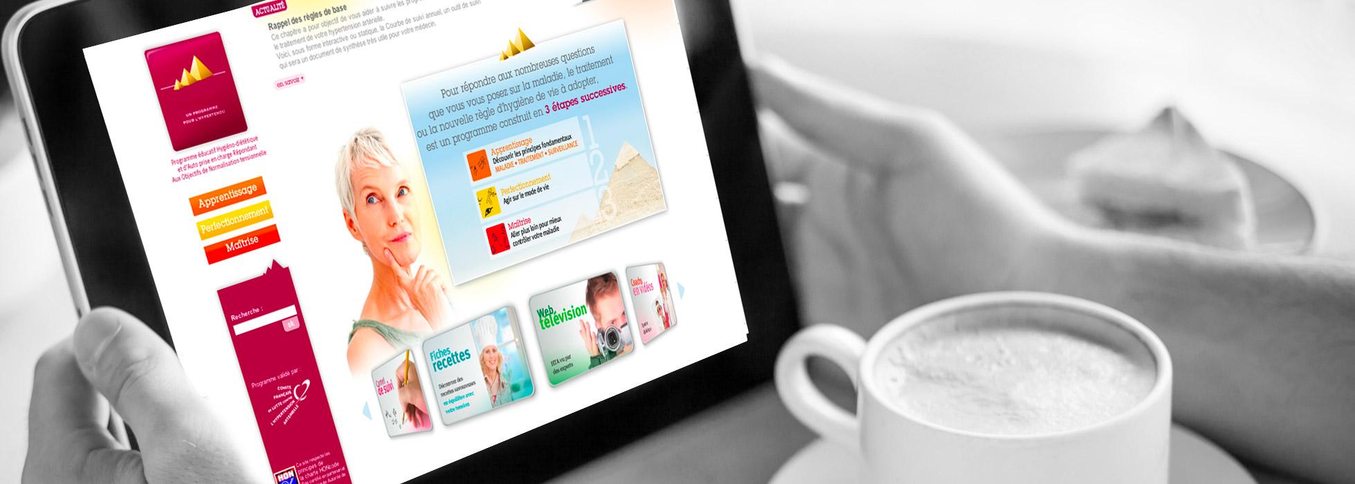Site information santé grand public