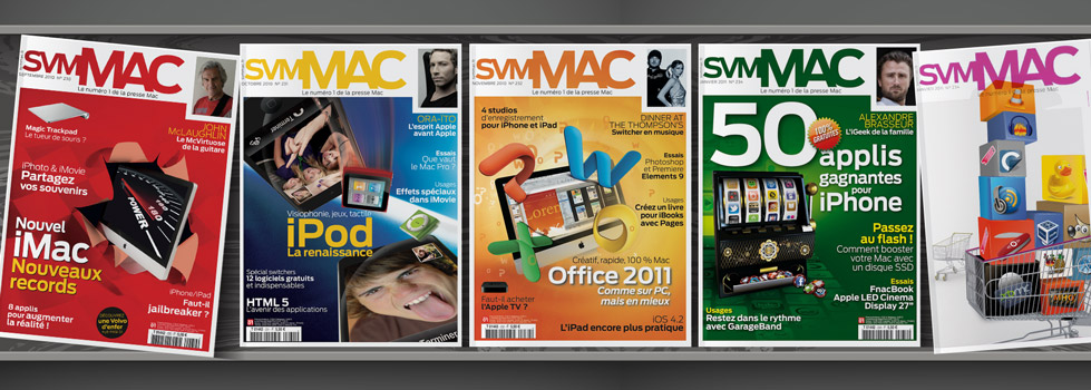 SVM MAC : Images Presses